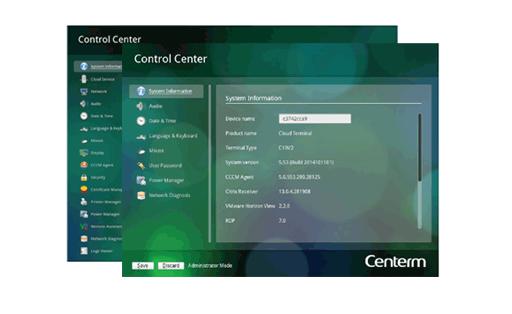 Thin client Centerm C91
