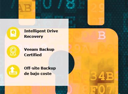 Backup storage
